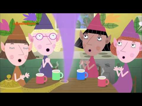 Ben And Holly's Little Kingdom - Mrs Witch's Spring Clean (19 Episode / 2 Season)