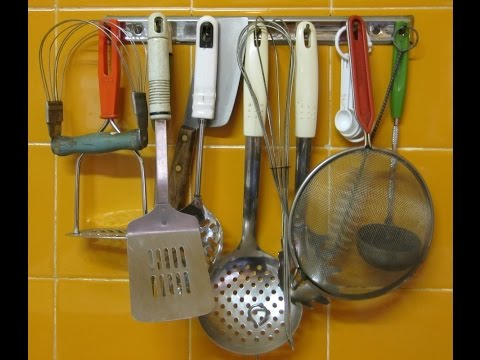 Oxford Dictionary | Lesson 45: Kitchen Utensils | Learn English | Oxford Picture Dictionary
