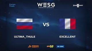Ultima_Thule vs Excellent, WESG 2017 Dota 2 European Qualifier Finals