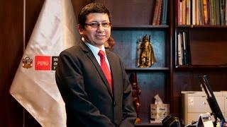 Edmer Trujillo: El Ministerio de Vivienda no se debería fusionar con el de Transportes
