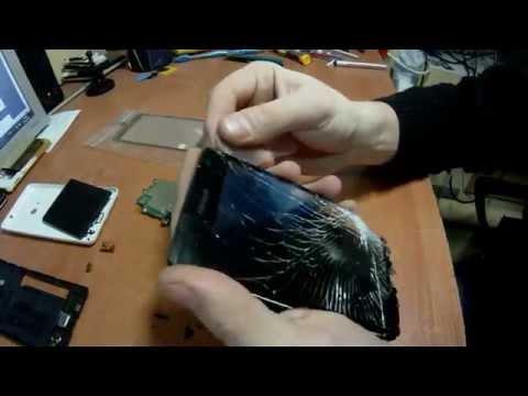 Замена тачскрина на телефоне своими руками