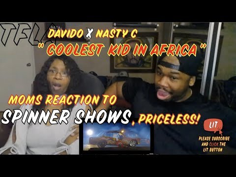 Davido - Coolest Kid In Africa Ft. Nasty C | (thatfire La) Reaction