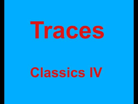 Traces  _ Classics IV - with lyrics