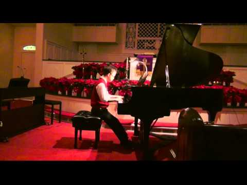 Watch video Peter playing Nocturne 20a, Frédéric Chopin