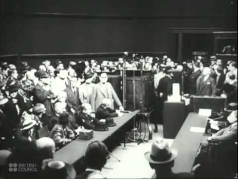 Films of Britain - About the film A British Newsreel compilation from various news sources. Mr Churchill Visits Naval Port - The Prime Minister visits the Navy and we witness t...