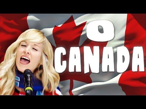 Walk off the Earth - O Canada!