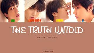 "Video [VIETSUB] THE TRUTH UNTOLD - BTS 방탄소년단 feat. Steve Aoki (Love yourself ""TEAR"") MP3, 3GP, MP4, WEBM, AVI, FLV Agustus 2018"