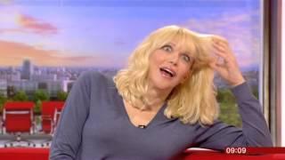 Courtney Love Interview BBC Breakfast 2014