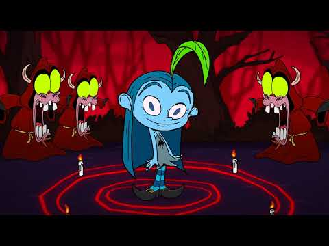 Bluehilda Trailer