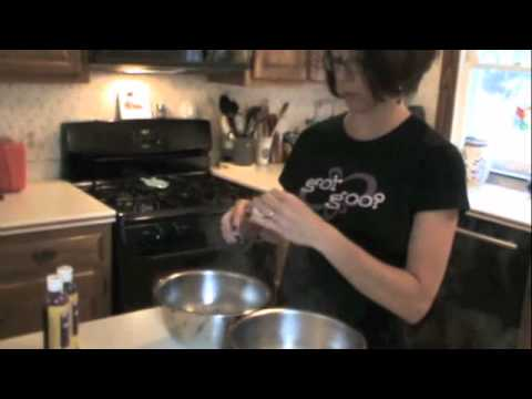 how to dye noodles black