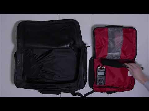 Відео огляд сумки-рюкзак CabinZero Urban 42 L Absolute Black