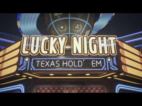 Lucky Night: Texas Hold'em VR