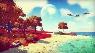 No Man's Sky - Best PS4 Game Trailer (E3 2014)