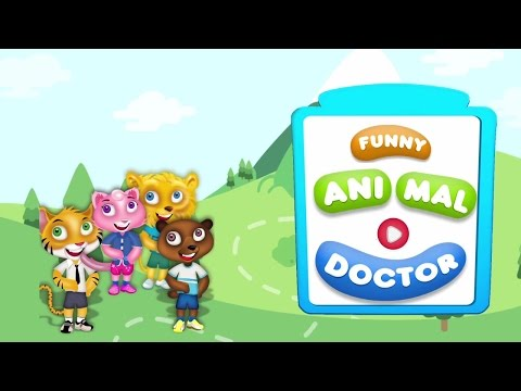 Video of Funny Animal Doctor