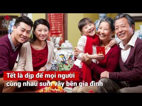 Sức khỏe gia đình dịp Tết
