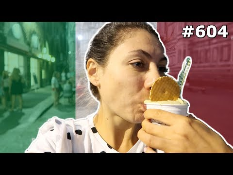 HANGOVER FLORENCE ITALY DAY 604 | TRAVEL VLOG IV