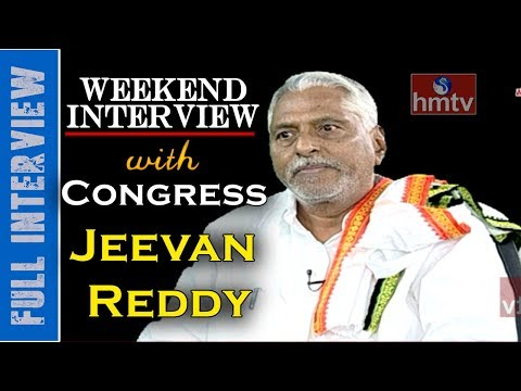 Jagtial Congress MLA Jeevan Reddy Special Interview