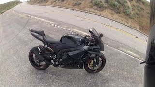 5. I ride a 2012 GSXR 1000 plus more twistys