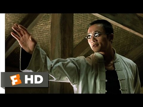 The Matrix Reloaded (1/6) Movie CLIP - Seraph's Test (2003) HD
