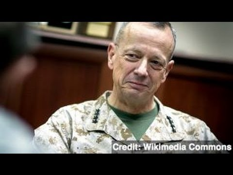 Gen. John Allen Retiring, Turns Down NATO Job