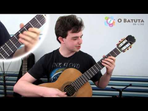 CURSO VIOLÃO EM PELOTAS   VIOLÃO SOLO   Centro Musical O BATUTA