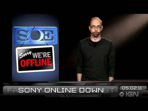 preview-PSN Freebies & Sony Online Attack - IGN Daily Fix, 5.2.11 (IGN)