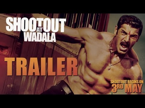 Video Shootout At Wadala - Official Theatrical Trailer download in MP3, 3GP, MP4, WEBM, AVI, FLV January 2017