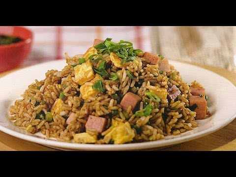 Como Hacer Arroz Chaufa Peruano/how To Make Chinese Peruvian Fried Rice..