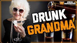 Grandma Heckler Won't Stop - Steve Hofstetter