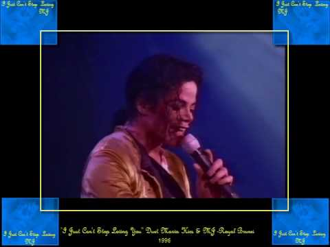 Michael Jackson gets upset singing IJCSLY @his duet partner & music director