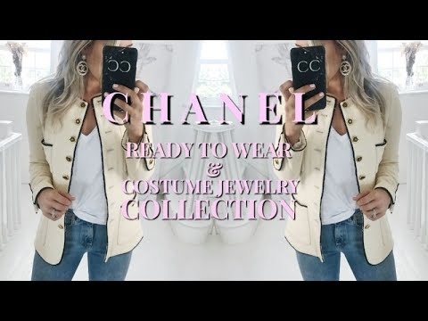 C H A N E L READY TO WEAR & COSTUME JEWELRY COLLECTION | IAM CHOUQUETTE