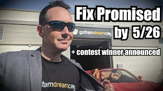 The Story Behind My Messed up Sign - A fix allegedly coming this week... by Super Speeders