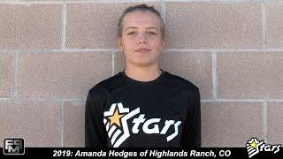 Amanda Hedges