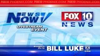 FNN: Fox 10 News Now Livestream for 2/19/16