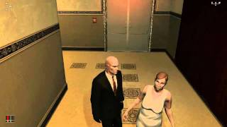 Let's Play Hitman Blood Money (semi-blind) German Part 16 Das Casino Der Morde