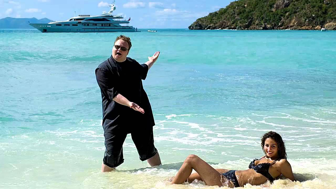 Kim Dotcom Mega Launch – Good Life