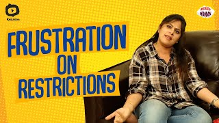 Frustrated Woman Frustration On Restrictions | Latest Telugu Webseries 2020