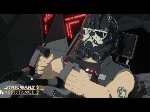 Sixty Seconds To Destruction | Star Wars Resistance | Disney Channel