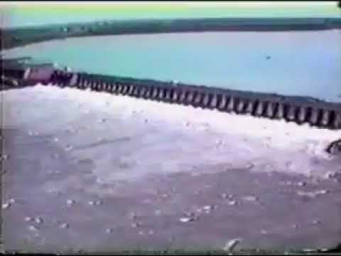 Enchente do Paraná 1983 região tres lagoas e Ilha solteira