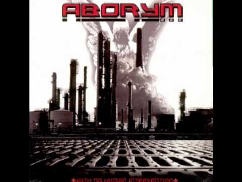 Aborym - With No Human Intervention online metal music video by ABORYM