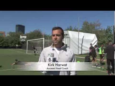 Coach's Corner with Kirk Harwat