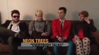 """Neon Trees - Interview on """"Everybody Talks"""" Video (Last.fm Sessions)"""