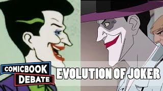 Video Evolution of Joker in Cartoons in 14 Minutes (2017) MP3, 3GP, MP4, WEBM, AVI, FLV Maret 2018