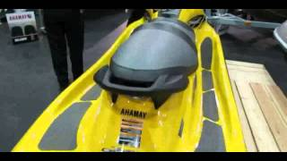 7. 2013 Yamaha Wave Runner VXR High Output 18 Jet Ski