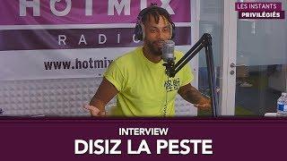 "Disiz La Peste ""Mon wifi artistique est toujours allumé"" - Interview Hotmixradio"