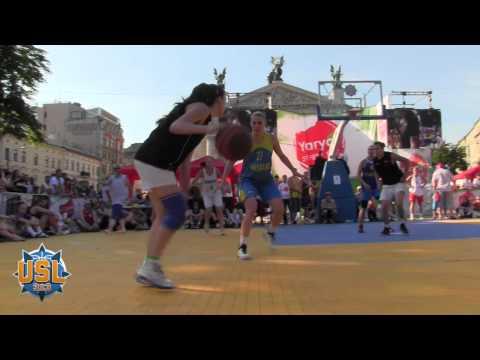 Відео матчів жіночої категорії турніру ''Yarych Street Fest''
