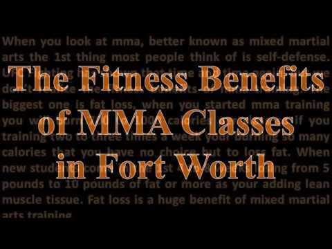 The Fitness Benefits of MMA Classes in Fort Worth