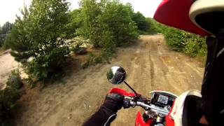 4. 2008 CRF230l Review