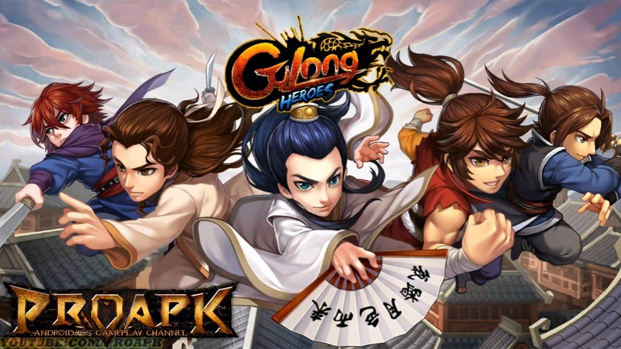 Gulong Heroes