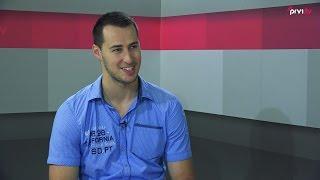 Robert Rikić, najviši Hrvat spreman za nove sportske izazove
